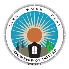 Potter Township Reorganization Meeting