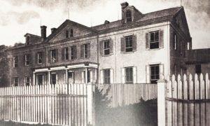 Poorhouse Almshouse