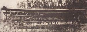 Potters Bridge - wooden
