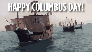 CLOSED - Columbus Day