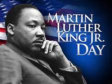 CLOSED - Martin Luther King Jr. Day